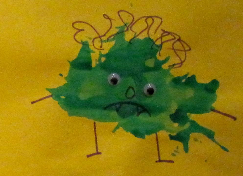 Glad Monster Sad Monster Printables Our Glad And Sad Monsters Made