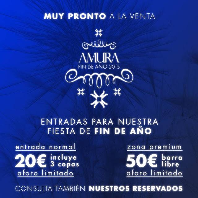 Noche de Fin de Año 2015 en A Coruña