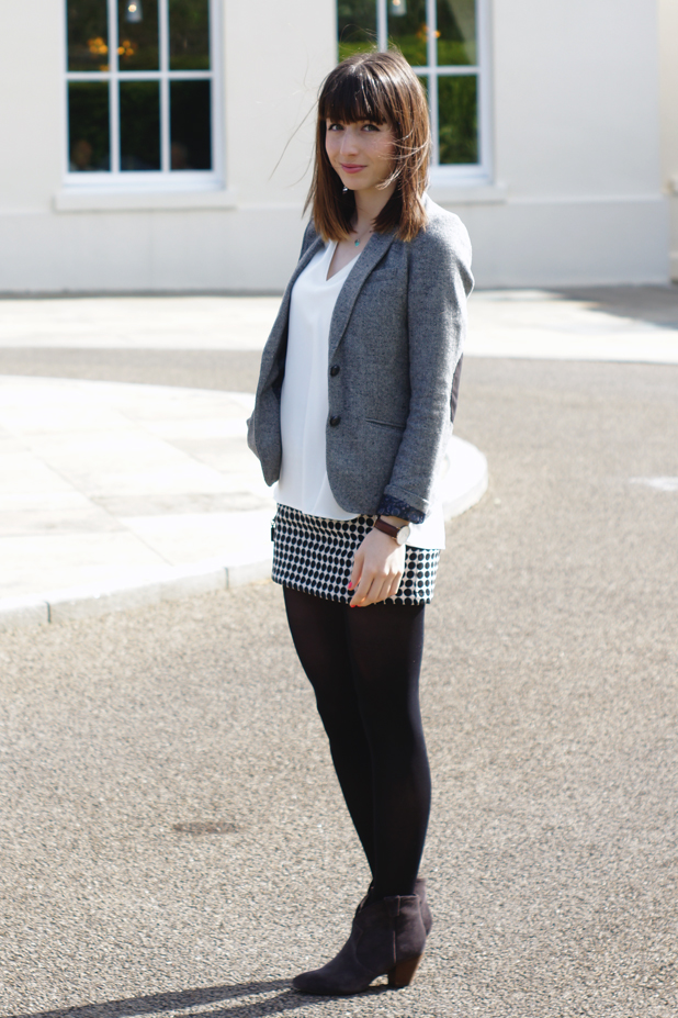 Hello Freckles Fashion Style Outfit NEbloggers