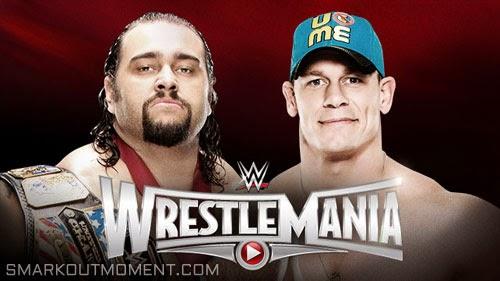 WWE WrestleMania 2015 United States Championship WrestleMania XXXI