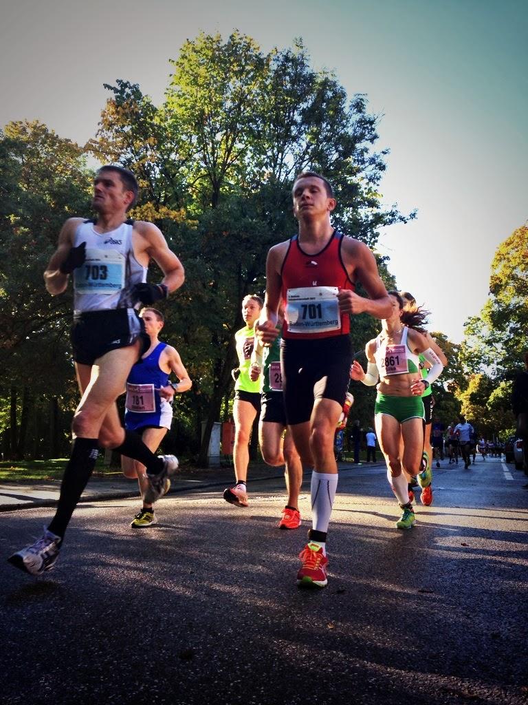 RUNssel: In Pictures: Munich Marathon