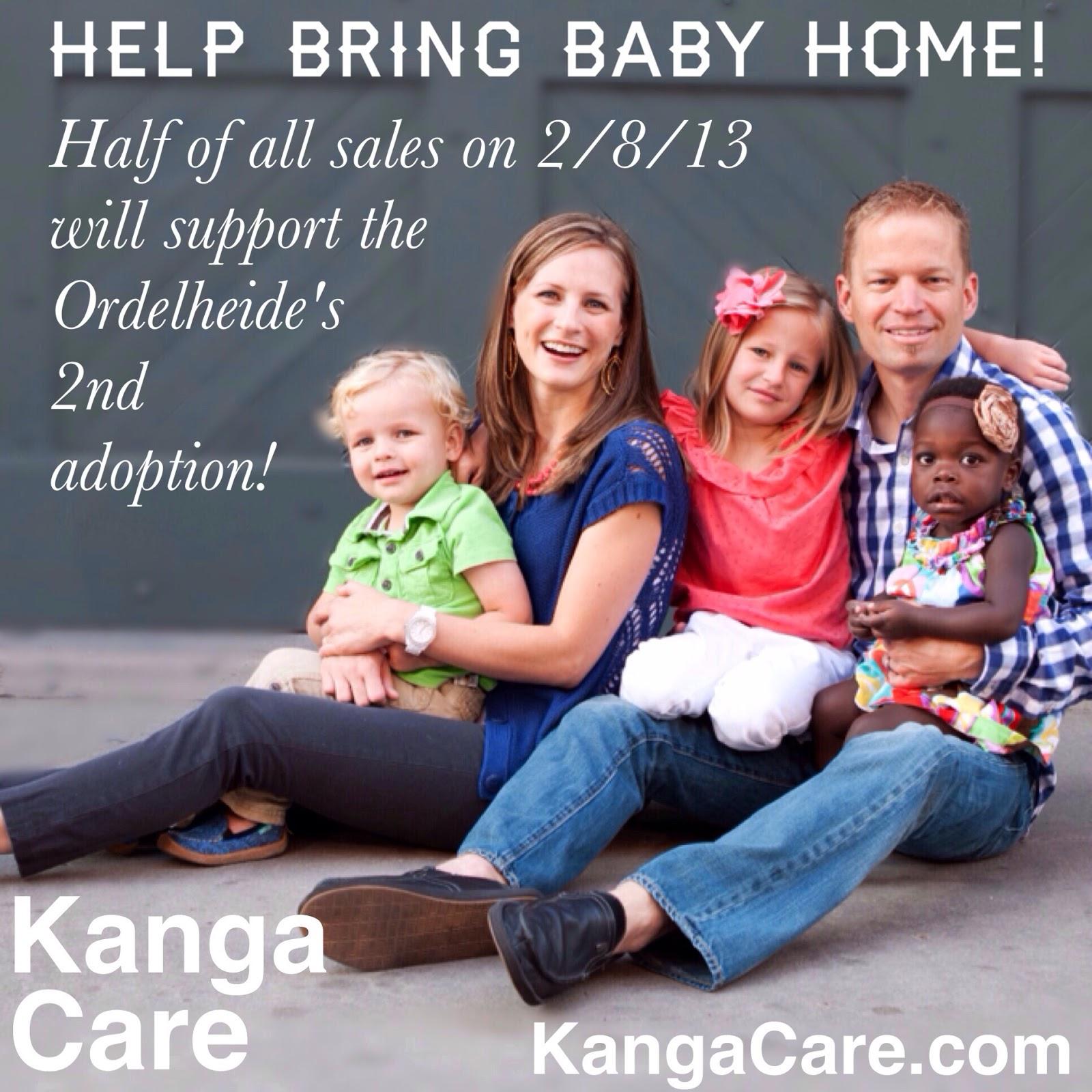 Help Bring Baby Home!
