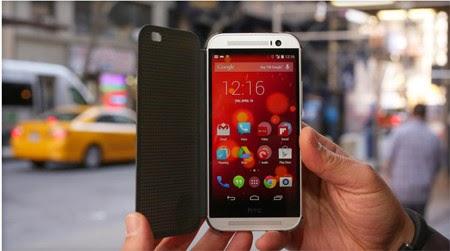 Điện thoại HTC One M8 được fan của Iphone & Samsung chọn mua
