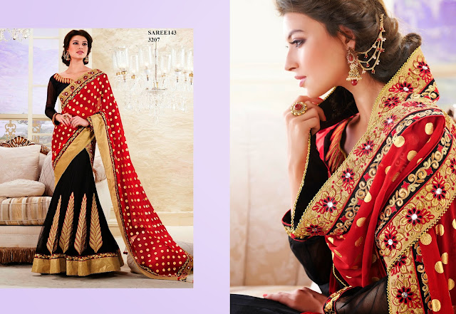 Party wear Saree Online,Latest Arrival Saree Online,Designer Wedding Bridal Saree Online Shopping