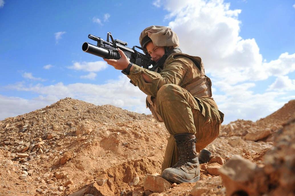 Tentara Cantik Israel
