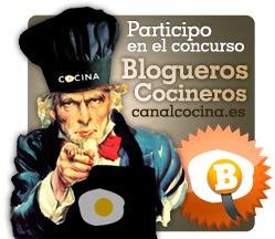 PARTICIPO EN EL CONCURSO DE CANAL COCINA