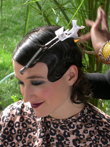 Hair Extensions Types 1920 S Twisted Hair Do