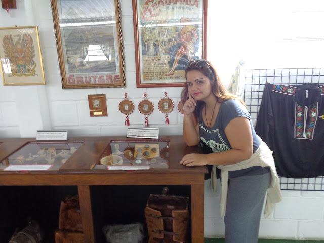 Blogueira em Santa Maria Madalena