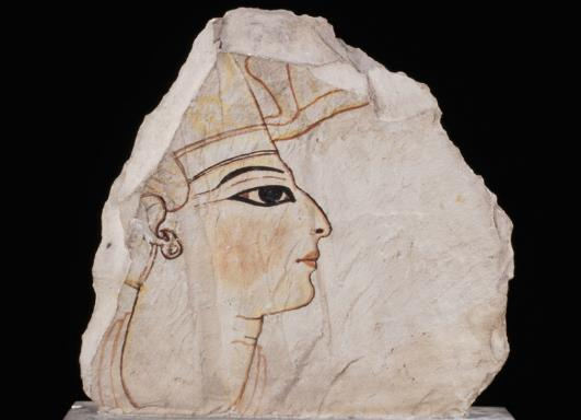 The Art of Outline: Drawing in Ancient Egypt at the Louvre