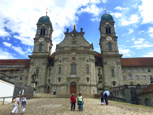 einsiedeln abbey the iconic benedictine monastery with black madonna. Black Bedroom Furniture Sets. Home Design Ideas