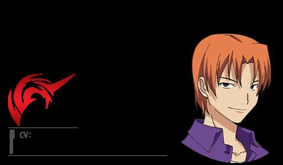 Ryunosuke Uryu (CV: Akira Ishida)