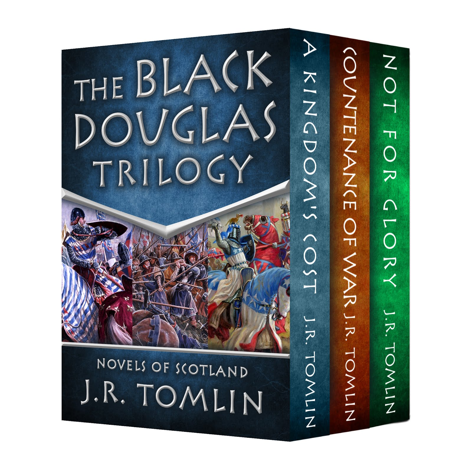 The Black Douglas Trilogy