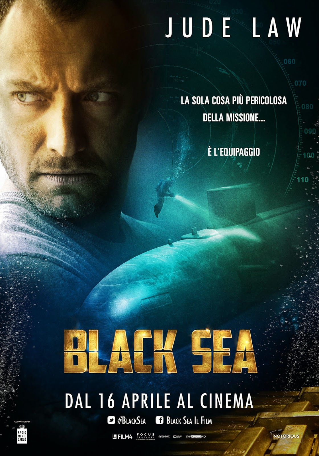 BlackSea-Kevin MacDonald-Jude Law-poster