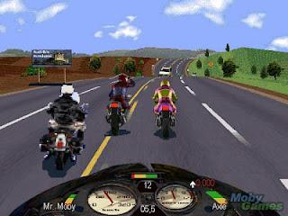 Download Game Balap Road Rash PC Full Version