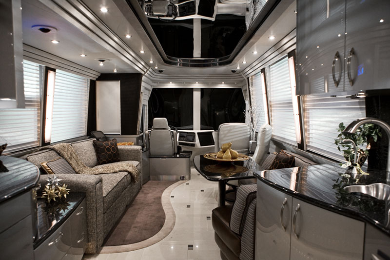10 Most Expensive Luxury Motorhomes In The World The Top 10