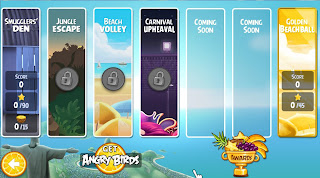 Angry Birds Rio v1.2.2 + Patch + Serial