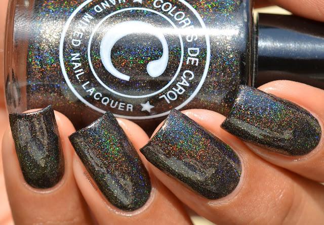 Colores De Carol Obsidian