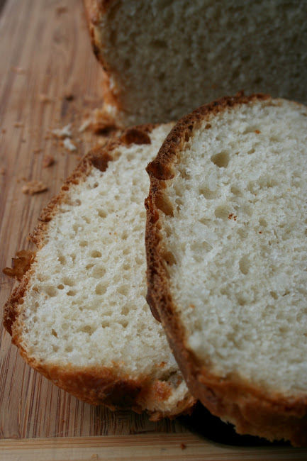 Chleb ryżowy (Rice Bread)