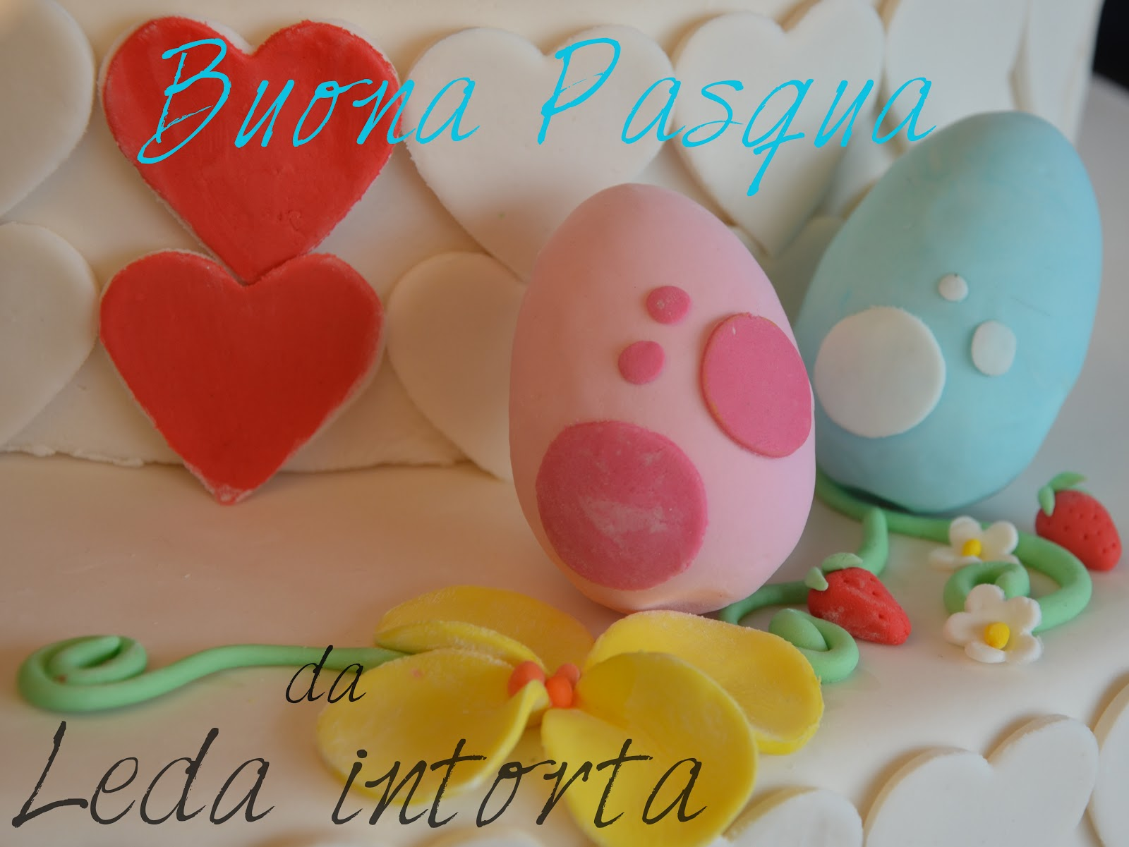 uova di Pasqua decorate