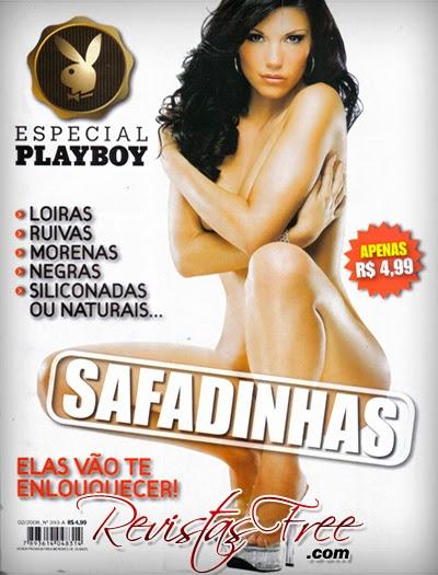 Playboy Especial - Safadinhas - Fevereiro 2008
