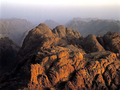 Deserto del Sinai Egitto