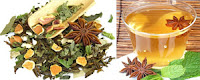 best hojicha roasted green tea ginger orange mint detox diet