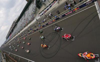 Statistik dan Fakta Menarik MotoGP Indianapolis