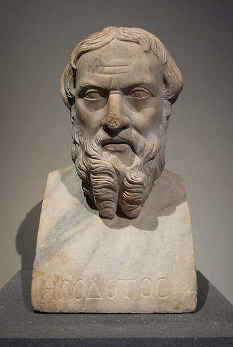 comparison herodotus thucydides essays 1 in terms of research and scholarship, sima qian is quite closer to herodotus, as he had an inclination to trust in anecdotes and word-of-mouth without confirming.