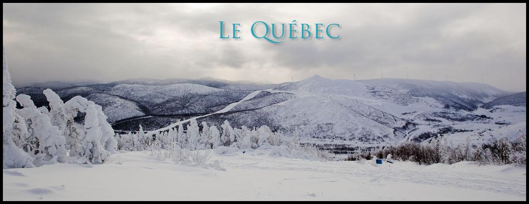 Antoine au Québec
