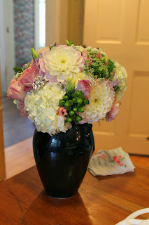 foxburrow vintage bridal bouquet