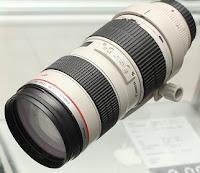 Lensa Canon 70-200 f2.8 bekas