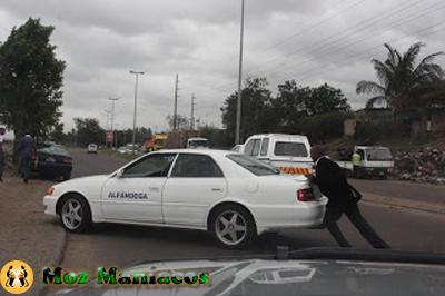 Casualidade Inusitada em Maputo