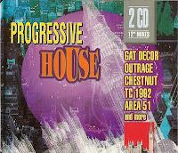 Progressive house válogatáslemez 1992-ből