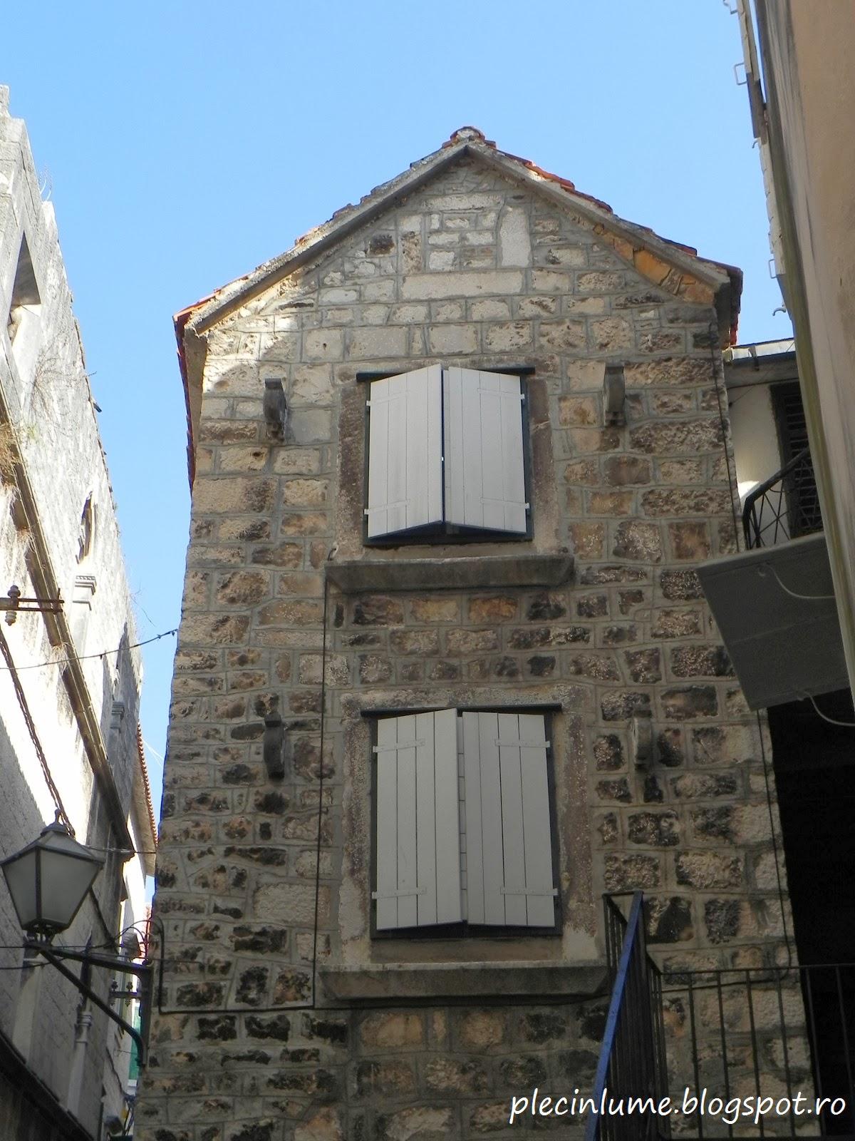 Casa din Trogir, Croatia