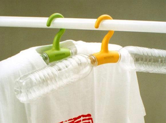 El detalle que hace la diferencia reutiliza pet b for Ganchos de plastico