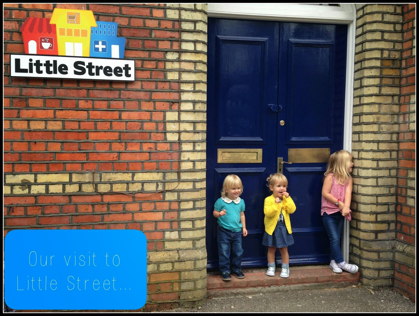 A role-play centre that is right up our (Little) Street | V. I. BUSY BEES