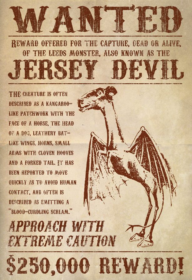 Here be dragons... Jersey+Devil+7