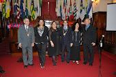 CAMARA MUNICIPAL DE NITEROI EVENTO DE POSSE DA DELEGAÇAO BRASILEIRA DA ALEAV DO CHILE