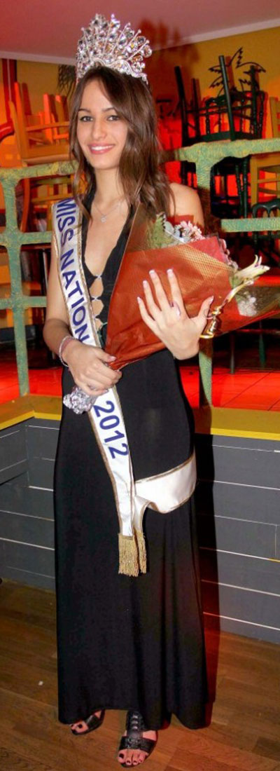 Miss Nationale 2012