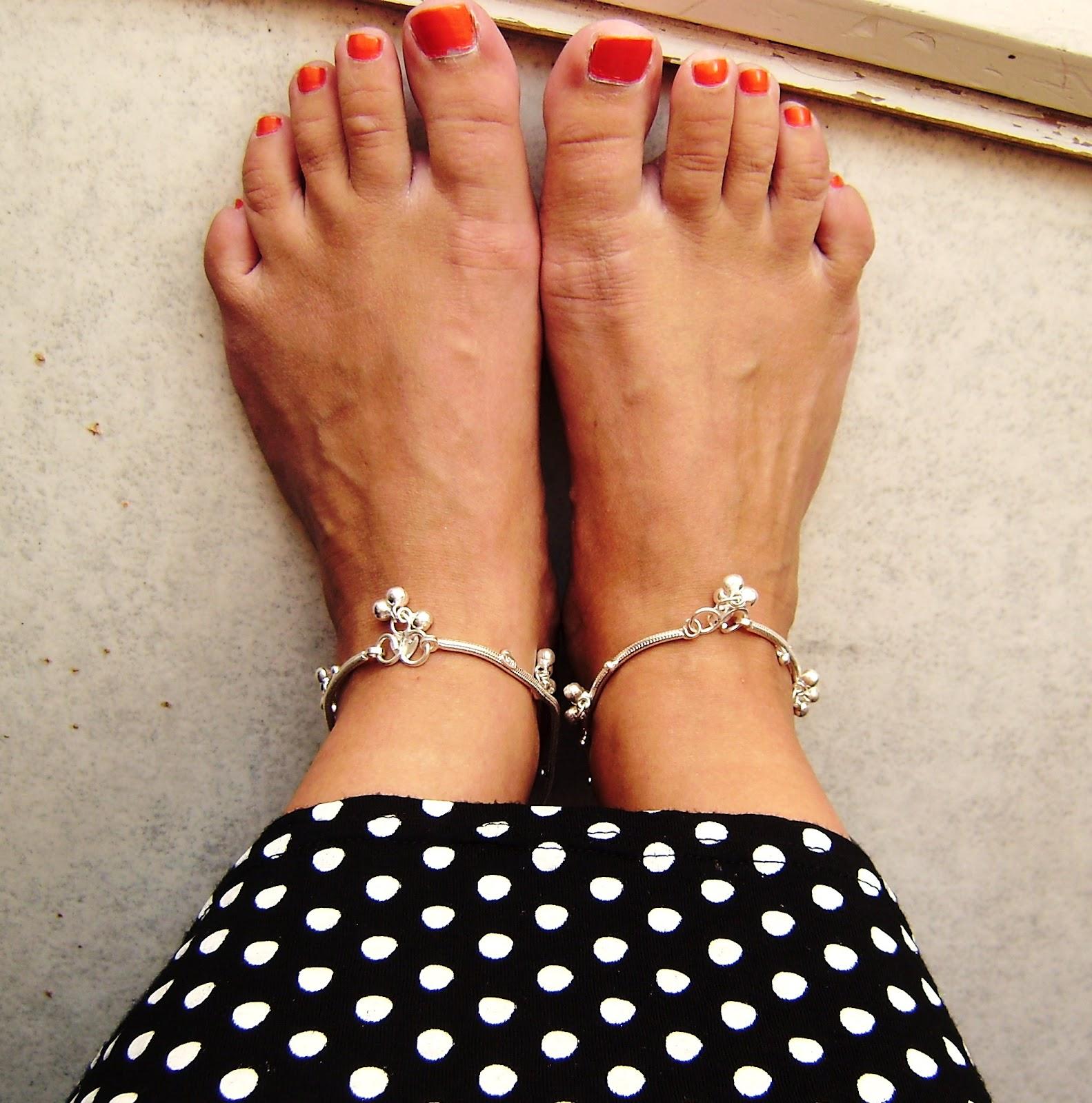 Indian Ankle Bracelets