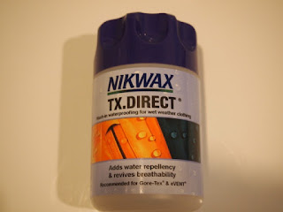 Clothing Waterproofing by Nikwax