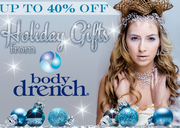 Body Drench gifts - 40% off!