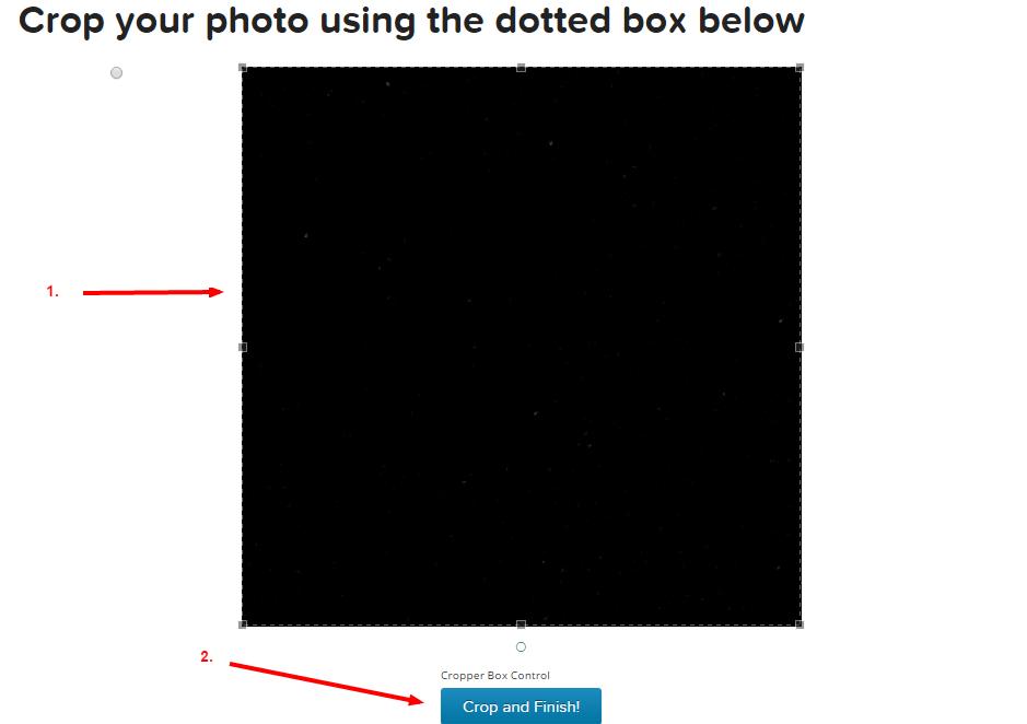 Silahkan crop atau potong pada bagian gambar yang ingin kamu tampilkan.