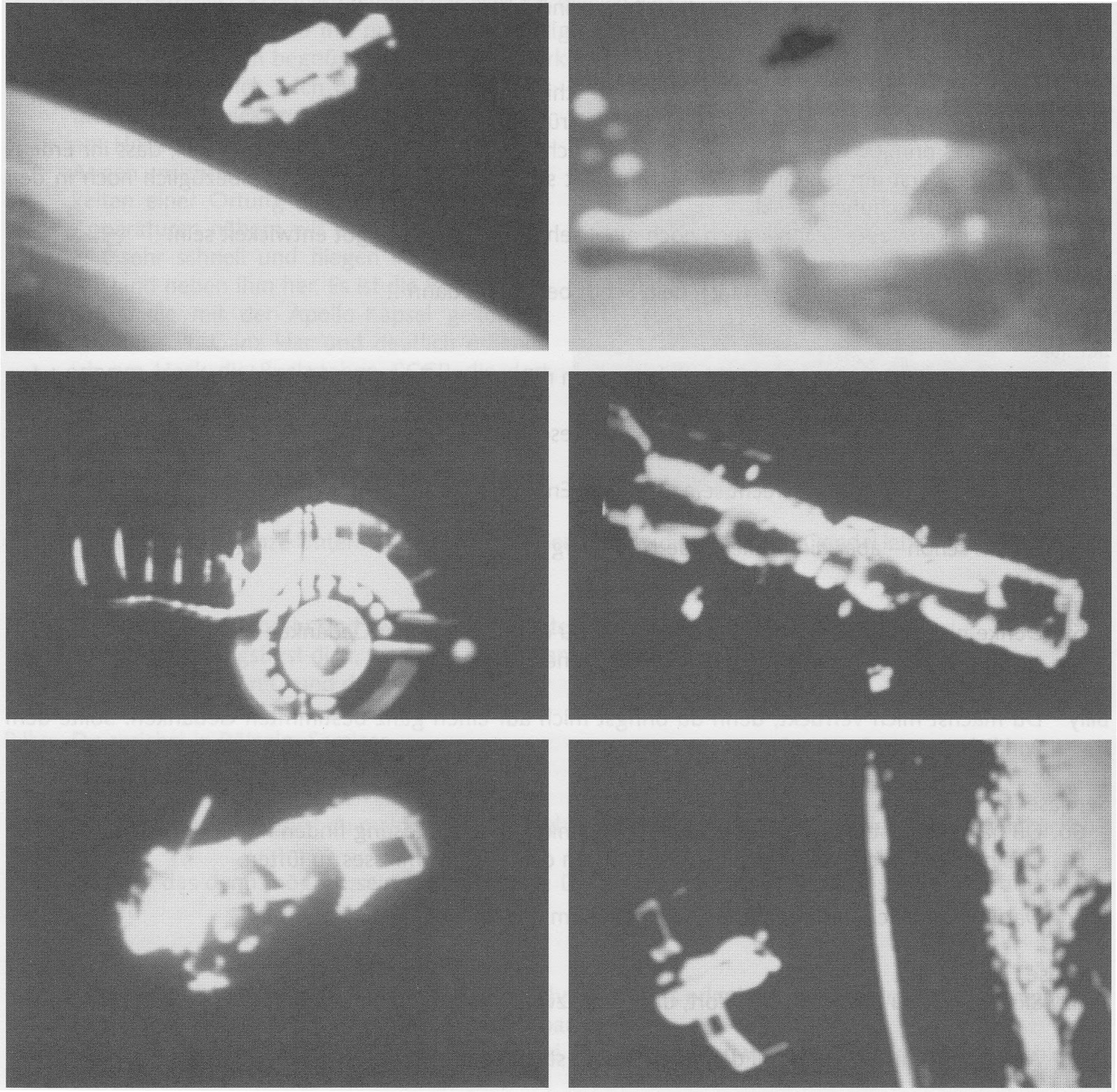Ufo prophet billy meier s outer space pictures apollo soyuz docking