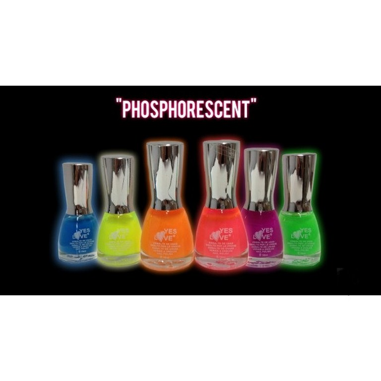 En mode fashion - Vernis phosphorescent v33 ...