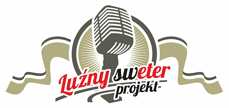 Lużny Sweter Projekt
