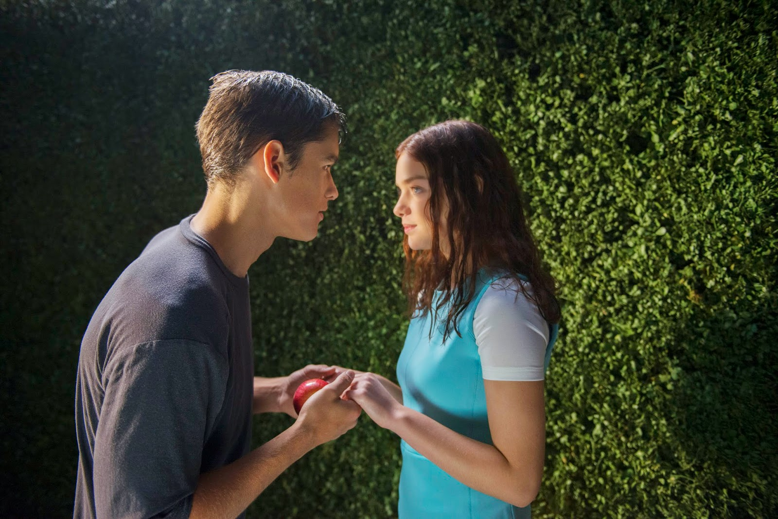 Movie review the giver