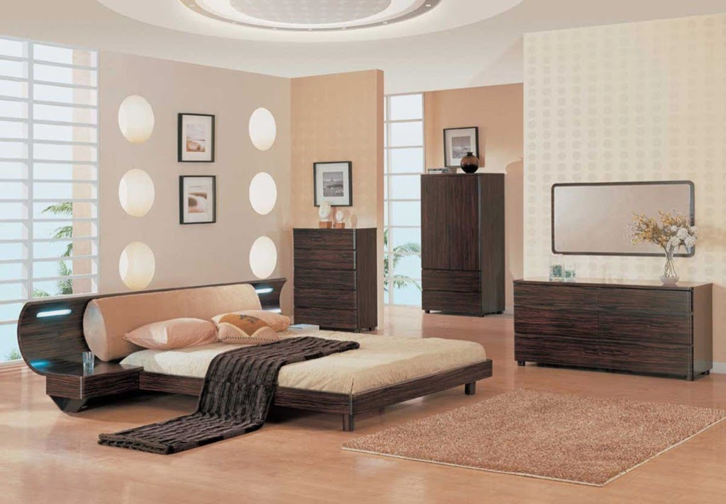 latest designs japanese style for bedroom interior