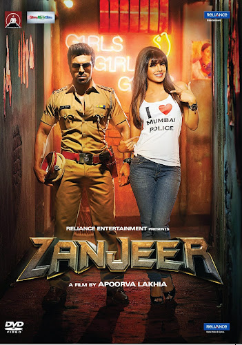 Zanjeer (2013) Movie Poster