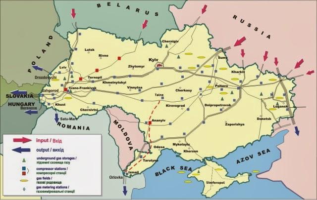 Kremlin Warns US And EU, Threatens to Disrupt Gas Supplies to Europe